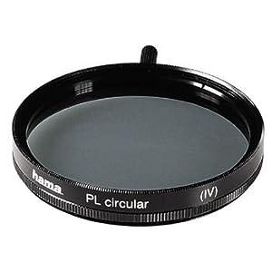 Hama F3072558 Filtre polarisant circulaire ø 58 mm