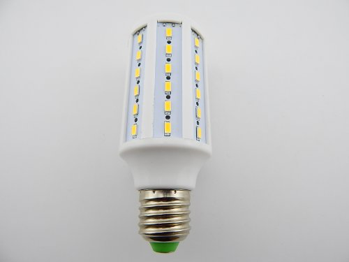Warm White Lighting Ac85-265V 60 Led Smd5630 E27 11W Led Corn Bulb Lights Lamp