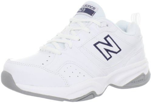New Balance Women'S Wx623 Cross Training Shoe,White,8 D Us