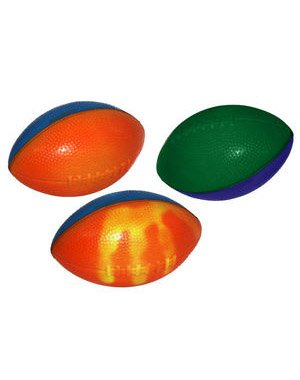 Sports Color Blast Mini Football - Colors May Vary - Novelty by Play Visions