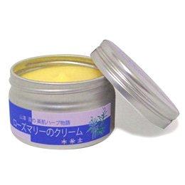 ハーブ研究所スパール 山澤清のローズマリークリーム 30g