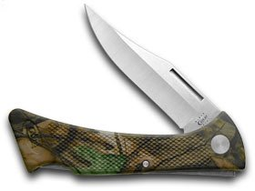 Case Xx Camo Caliber Zytel Mako Lockback Pocket Knife Knives