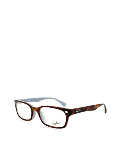 Ray-Ban Women's 5150F 5238 Eyeglasses, Tortoise/Grey