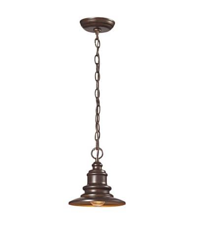 Artistic Lighting Marina Outdoor Hanging Light, Hazelnut Bronze