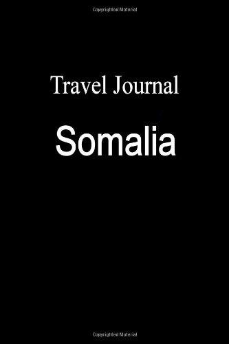 Travel Journal Somalia