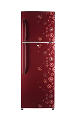 Haier HRF-2673CRC Frost-free Double-door Refrigerator (247 Ltrs, 4 Star Rating, Red Circle)
