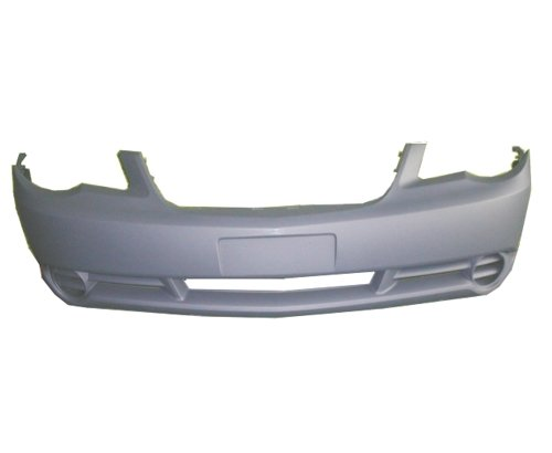 OE Replacement Chrysler Sebring Front Bumper Cover (Partslink Number CH1000897) (Chrysler Sebring 2009 Bumper compare prices)