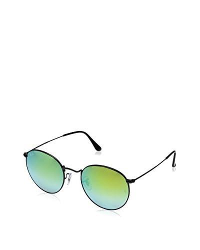 Ray-Ban Gafas de Sol 3447 _002/4J ROUND METAL (53 mm) Negro / Verde