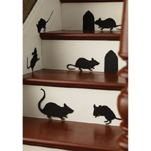 Martha Stewart Crafts Mice Silhouettes