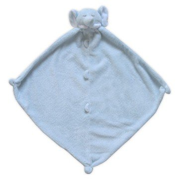 Blue Elephant Bedding front-611347