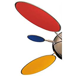 Minka-Aire FB196-RYB, Six Red, Yellow, Blue Accessory Blades
