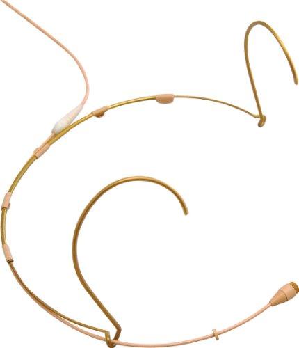 Dpa Classic Omnidirectional Headset, Beige, Dual Ear, Microdot 4066-F