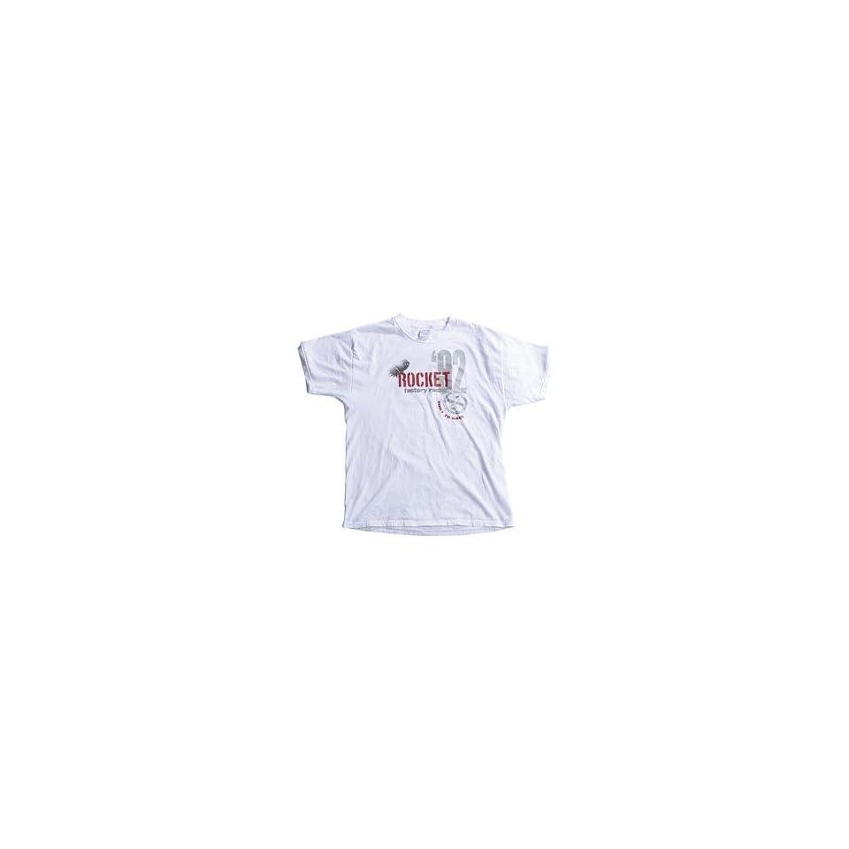 Joe Rocket Factory Racing T Shirt   Large/White