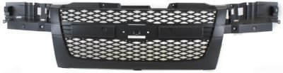Evan-Fischer EVA17772019977 Grille Assembly Grill Plastic shell and insert Black