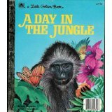 A Day in the Jungle:  Little Golden Book (0920775039) by Pat Patterson