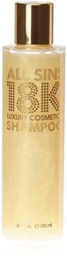 All Sins Shampoo, All Sins 18K, 200 ml