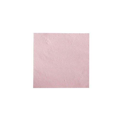 パステル銀箔 #644 パステルピンク 3.5㎜角×5枚