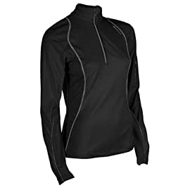 Sugoi 2012/13 Women's Firewall 180 Zip Run Thermal Top - 69051F.613
