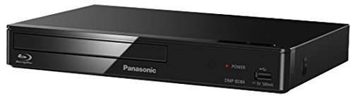 Panasonic DMP-BD84 Lettore Blu-ray/DVD, Nero