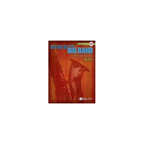 Alfred 00 30669 Sittin In with the Big Band, Volume II
