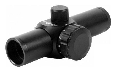 Aim Sports 1X25 Red Dot Reflex Cqb Weaver/Picatinny Airsoft Gun Sight