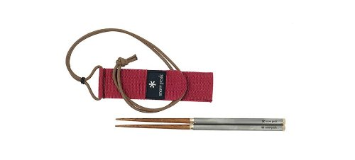 Snow Peak Carry-On Chopsticks