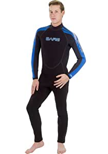 Amazon.com: Bare 7mm Velocity Full Suit Super-Stretch Wetsuit, Men's