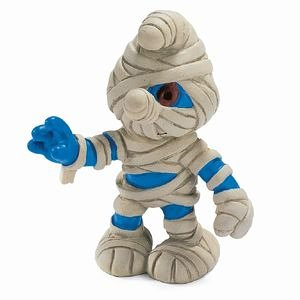 Buy Low Price Schleich Smurf Mummy Figure (B000GJNSR2)