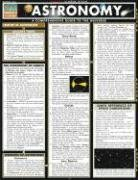 Astronomy: A Comprehensive Guide to the Universe (Quickstudy Reference Guides - Academic), BarCharts Inc