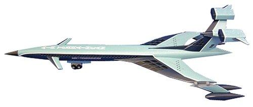 サンダーバード 1/350プラスチックモデルキット ファイヤーフラッシュ号