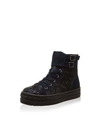 MOD8 Sneaker Alta [Blu Scuro]