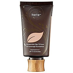 tarte Amazonian clay 12-hour full coverage foundation, fair 00, 2.7 oz by tarte, Inc - bty