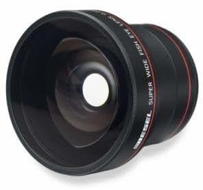 Besel WA025X58 .25x HD Professional Super AF Fisheye Lens for Olympus E-620, E-610, E-520, E-510, E-500, E-450, E-420, E-410, E-3, & E-30 Digital SLR Cameras