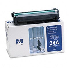 Q2624A -N HP Toner Print Cartridge 2.5K Pages HP LJ 1150 Series