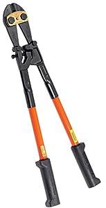Klein Tools 63336 36-Inch Bolt Cutter - Steel Handles