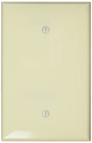 Morris 81843 Lexan Wall Plate, Oversize Blank, 1 Gang, Almond (Oversized Bushing compare prices)