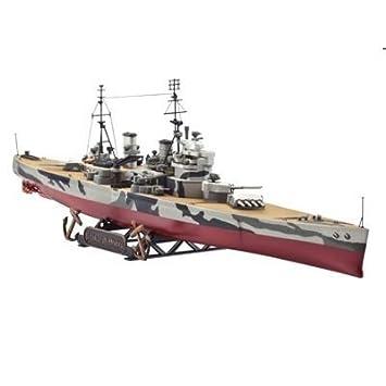 Revell - 5102 - Maquette Classique à Peindre et à Coller - HMS Prince of Wales