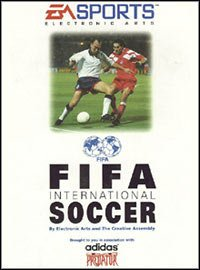 FIFA International Soccer - PC BIG BOX GAME