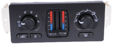 ACDelco 15-72958 GM Original Equipment Heating and Air Conditioning Control Panel with Rear Window Defogger Switch (Control Panel Switch compare prices)