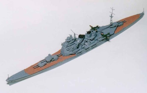 Skywave 1/700 IJN Heavy Cruiser Takao Class Takao 1942 Model Kit