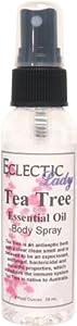 Tea Tree Essential Oil Body Spray, 2 ounces