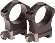 "Nightforce Optics 34mm 1.375"" X-High Ultralite Ring Set, 4 Screw from NightForce"