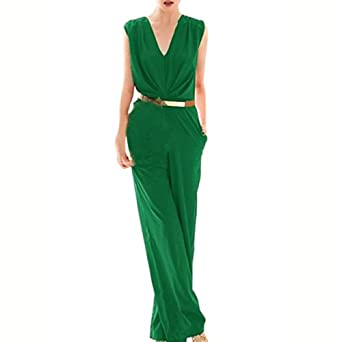 Innovative Alfa Img  Showing Gt Green Jumpsuit Women