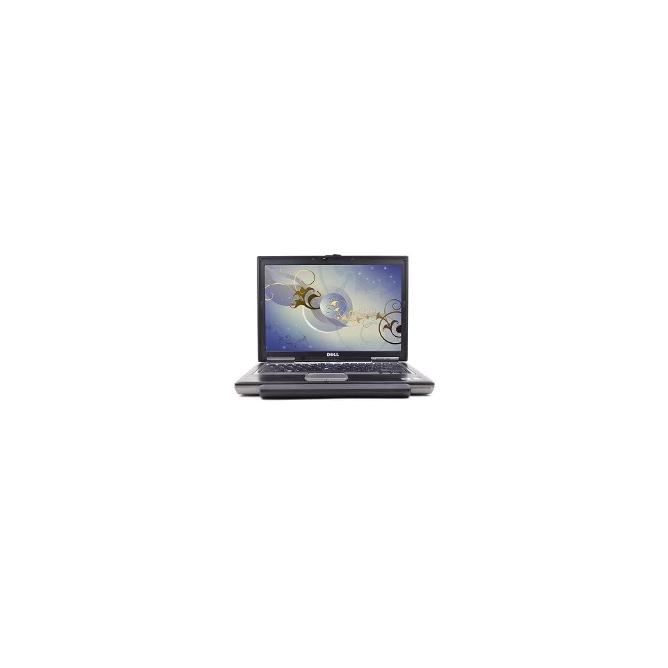 Dell Latitude D630 Core 2 Duo T7500 2.2GHz 2GB 120GB DVD 14.1 Notebook XP Professional w/9 Cell Battery