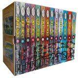 a-series-of-unfortunate-events-lemony-snicket-13-books-collection-pack-set-rrp-7787-includes-the-bad