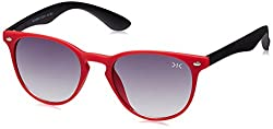 Killer Round Sunglasses (Red) (KL3029BFO RED 50)