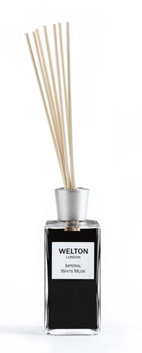 WELTON LONDON ウェルトンロンドン ONYX COLLECTION ルームディフューザー200ml Imperila White Musk