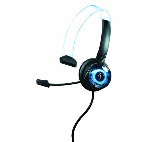 Pdp Afterglow Ax.4 Communicator For Xbox 360 - Blue