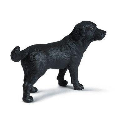 Schleich - 16327 - Figurine - Animaux - Labrador Noir