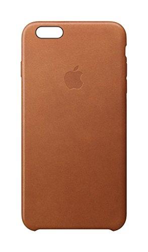 Apple MKXT2ZM/A Leder Schutzhülle für Apple iPhone 6/6S  sattelbraun